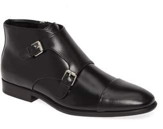 Calvin Klein Ludo Double Monk Strap Shoe