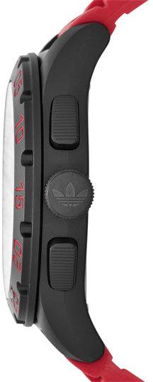 adidas 'Newburgh' Chronograph Watch, 48mm