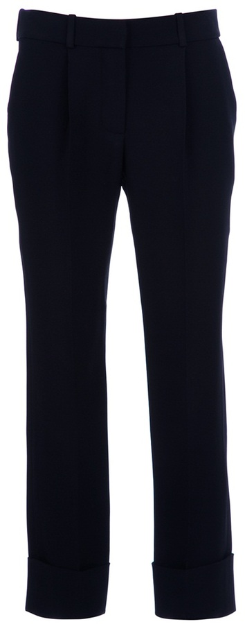 Chloé cropped tailored trouser