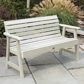 Highwood highwood Weatherly 5 Ft. Garden Bench