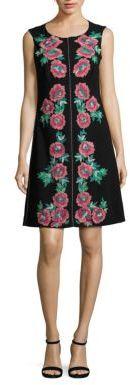 Nanette Lepore Sonata Shift Dress $528 thestylecure.com