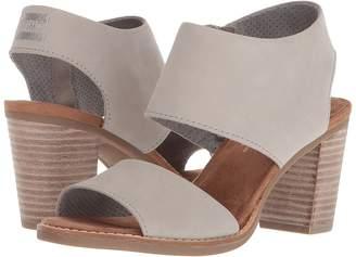 Toms Majorca Cutout Sandal Women's Shoes