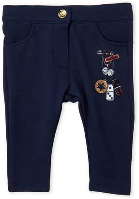 Little Marc Jacobs Newborn/Infant Girls) Charm Graphic Pants