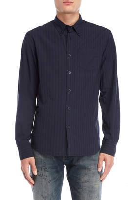 Desigual Check Button-Down Shirt