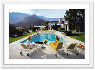 Photos By Getty Images Slim Aarons - Poolside Glamour - Photos by Getty Images Art