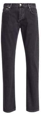 Officine Generale Kurt Five-Pocket Cotton Jeans