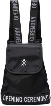 Opening Ceremony Black Legacy Backpack
