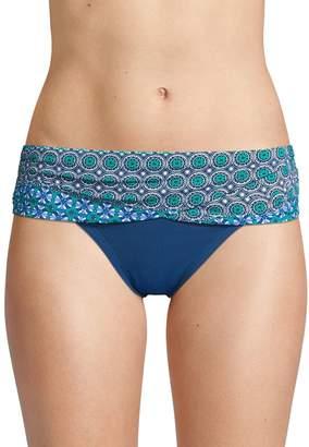 Bleu Rod Beattie Printed Hipster Bikini Bottom
