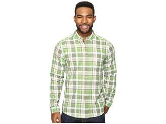 Royal Robbins Painted Canyon Plaid Long Sleeve Men's Long Sleeve Button Up