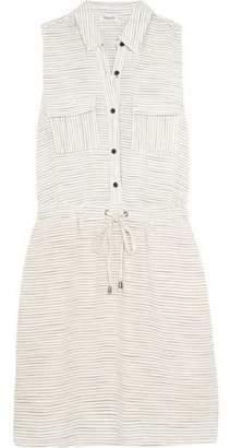 Splendid Marina Striped Woven Shirt Dress