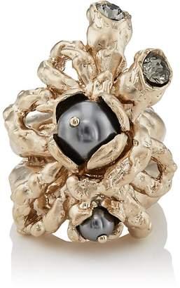 Ring Black Koche Women's Large Knot Ring