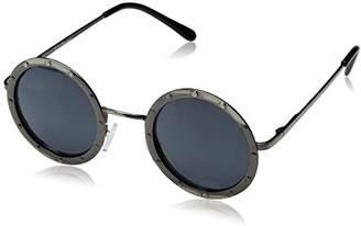 A. J. Morgan A.J. Morgan Gladiator Round Sunglasses