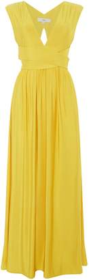 Issa Hannah Sleeveless Maxi Dress