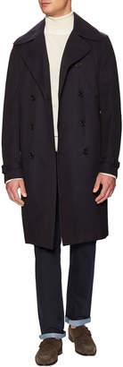 Jil Sander Solid Belted Trench Coat