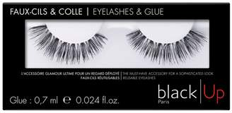 black'Up 'No.3' False Eyelashes