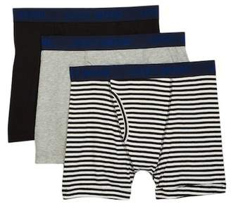 Lucky Brand Boxer Briefs - Pack of 3