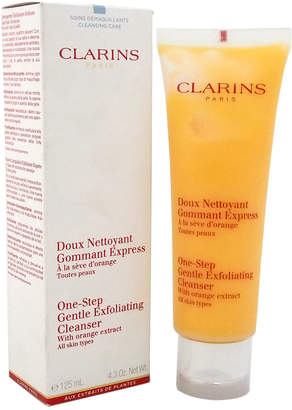 Clarins 4.3Oz One Step Gentle Exfoliating Cleanser