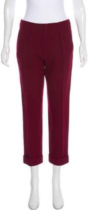 Roland Mouret High-Rise Wool Pants