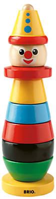 Brio Stacking Clown Wooden Toy
