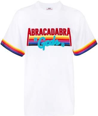 Abracada Bra Gcds Abracadabra rainbow T-shirt