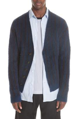 3.1 Phillip Lim Brushed Jacquard Cardigan