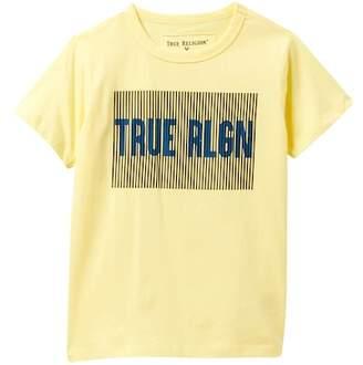 True Religion Lines Short Sleeves (Toddler & Little Boys)