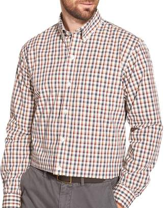 Arrow Men's Hamilton Classic-Fit Poplin Button-Down Shirt