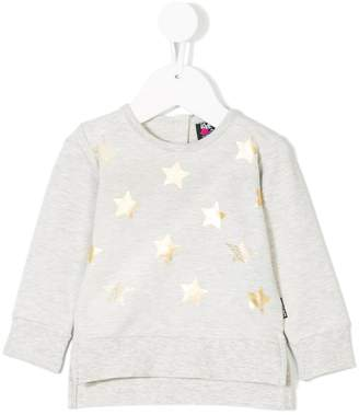 Vingino metallic star jumper