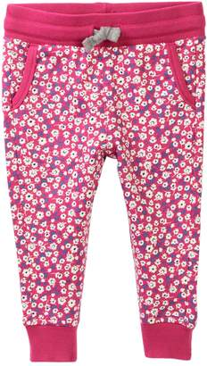 Tea Collection Ditsy Joggers (Baby Girls)