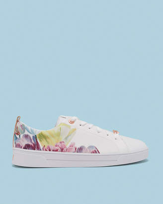 Ted Baker AHFIRA2 Printed tennis trainers