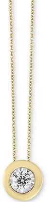 "Effy Bubbles by Diamond Bezel Frame 18"" Pendant Necklace (1/5 ct. t.w.)"