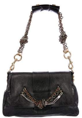 Marc Jacobs Leather Chain-Link Bag