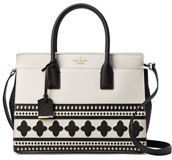 Kate Spade Kate Spade New York Candance Leather Satchel
