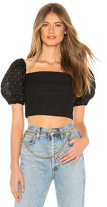 C/Meo Think About Me Top