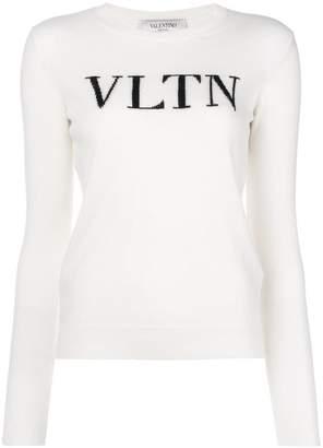 Valentino VLTN knit sweater