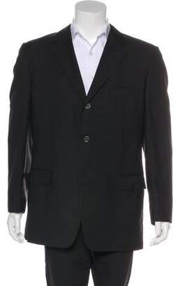 Gianni Versace Wool Sport Coat