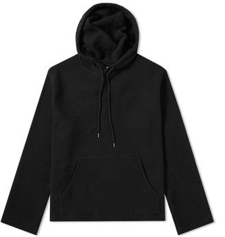 Our Legacy SPLASH Chunky Waffle Popover Hoody