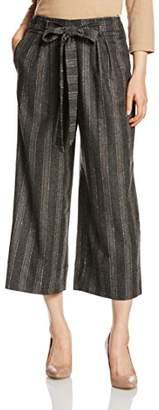 Roberto Collina (ロベルトコリーナ ロベルトコリーナ) STRIPE FLARE PANTS P56047 GREY STRIPE グレー S