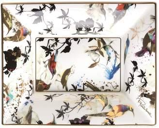 Roberto Cavalli Home Large Garden Birds Tray (20cm x 16cm)
