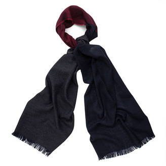 Kemble Block Scarf $125 thestylecure.com