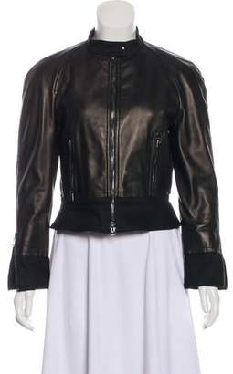 Tom Ford Casual Leather Jackets