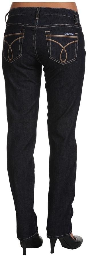 Calvin Klein Jeans Petite - Petite Rinse Skinny Jean (Rinse) - Apparel