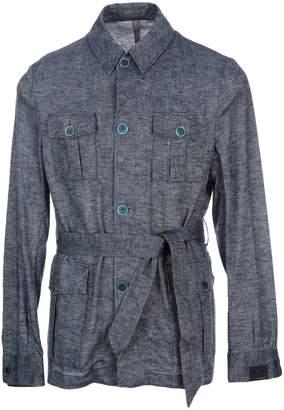 Lardini Denim outerwear - Item 42547376HK