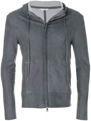 Giorgio Brato zipped hoodie