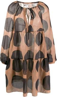 Stella McCartney polka dot shift dress