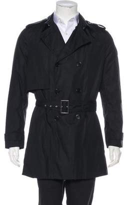 Christian Dior Lightweight Double-Breasted Trench Coat
