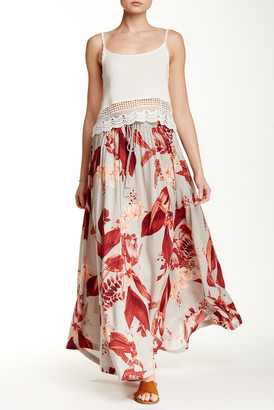 Melrose and Market Maxi Skirt $39.97 thestylecure.com