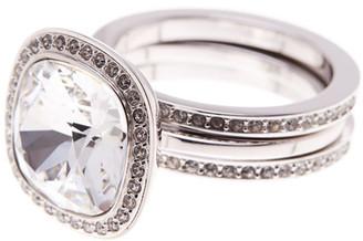 Swarovski Swarovski Crystal Simplicity Ring - Size 8 $199 thestylecure.com