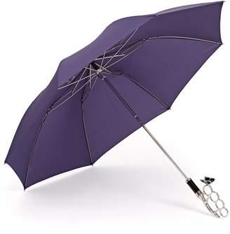 Gizelle Renee - The Nirvana Compact Purple Umbrella