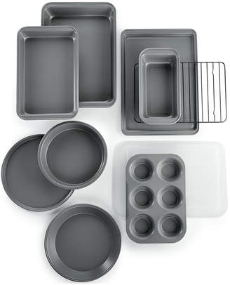 Martha Stewart Collection Essentials 10-Pc. Bakeware Set, Created for Macy's